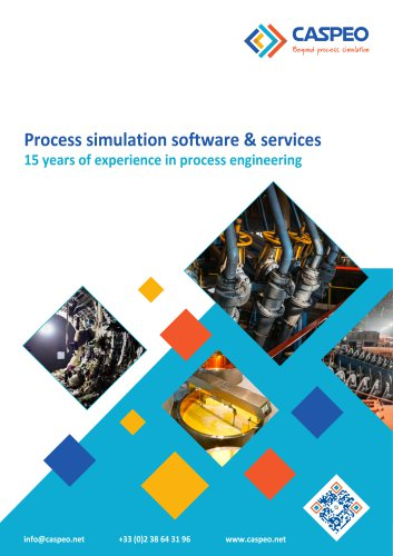 Process simulation software and services