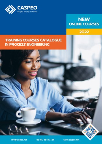 Training courses in process engineering