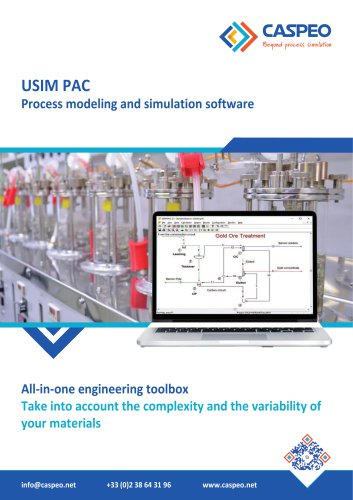 USIM PAC - Process modeling and simulation software