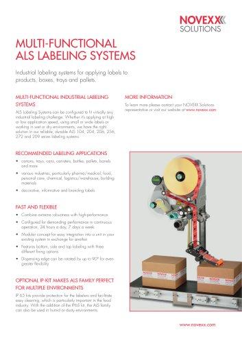 ALS series (ALS 104/204/206/209/256/272)