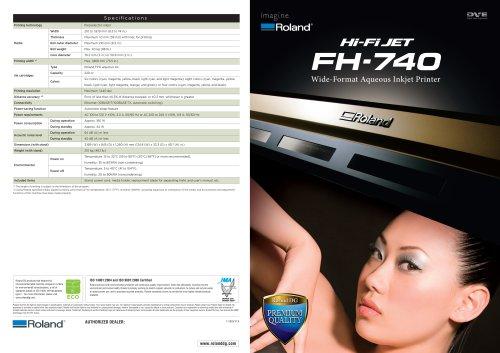 FH - 740