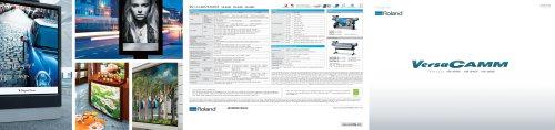 VersaCAMM VS-640i/540i/300i
