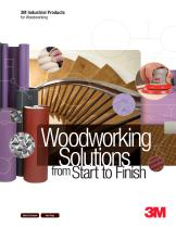 3M? Industrial Products for Woodworking Catalog