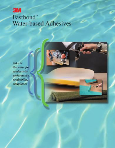 3M™ Fastbond™ Adhesives - Brochure
