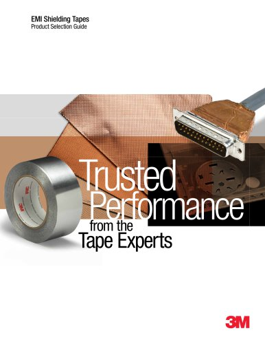 EMI Shielding Tapes Product Selection Guide