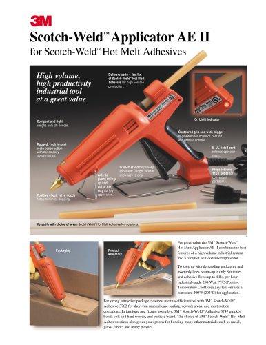 Scotch-Weld ™ Applicator AE II