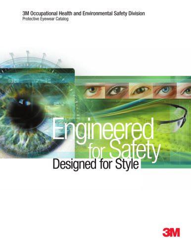 3M? Protective Eyewear Catalog