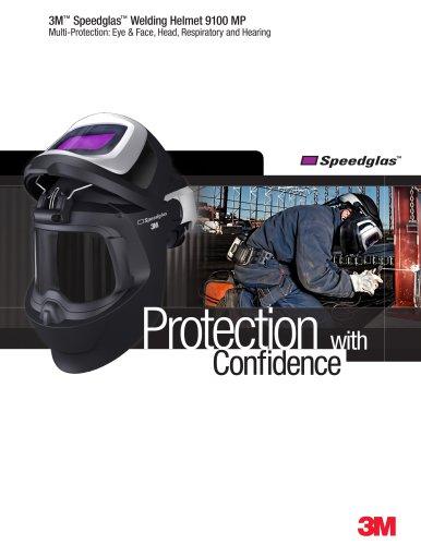3M Speedglas Welding Helmet 9100MP Brochure