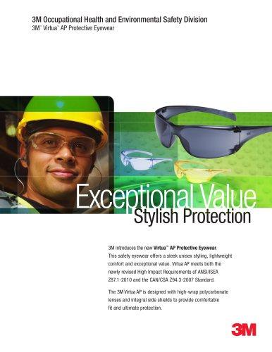 3M Virtua AP Protective Eyewear
