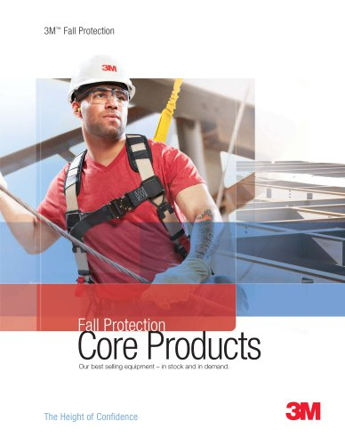 Fall Protection Core Products