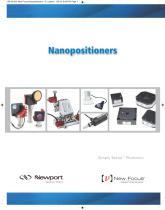 Nanopositioners Brochure