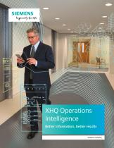 XHQ Operations Intelligence