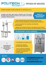 Rapido washer-filler-capper (ENG) - 1