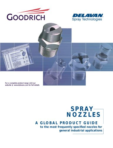 Spray Nozzles - A Global Product Guide