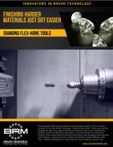 Diamond Flex-Hone Tools