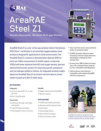 AreaRAE Steel Z1