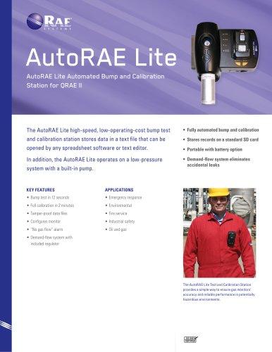 AutoRAE Lite for QRAE II