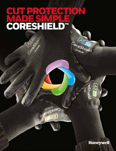 CUT PROTECTION MADE SIMPLE CORESHIELD