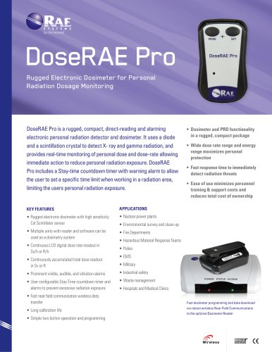 DoseRAE Pro