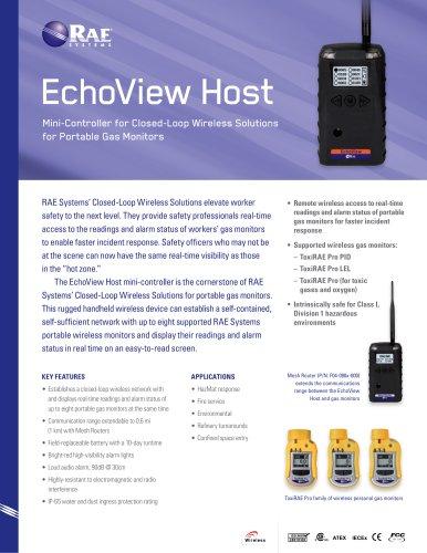 EchoView Host
