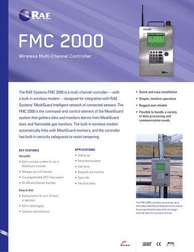FMC 2000 Multi-Channel Controller