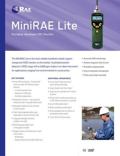 MiniRAE Lite Datasheet