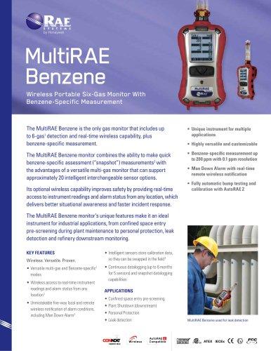 MultiRAE  Benzene
