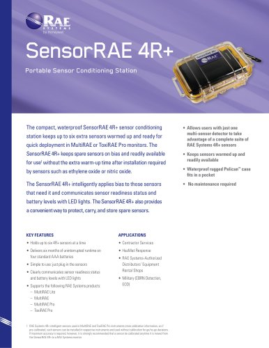SensorRAE 4R+