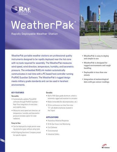 WeatherPak