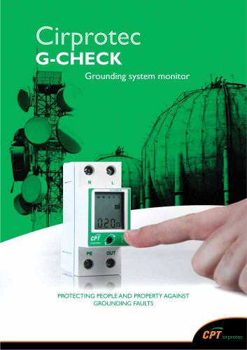 CPT-Cirprotec-M-GROUNDING-SYSTEM-MONITOR-GCHECK