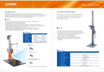 Labtone Package Drop Tester DT150, DT200