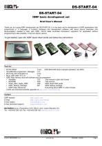 DS-START-04 Brief Manual