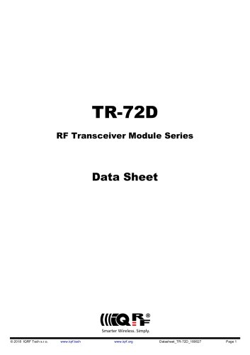 TR-72D
