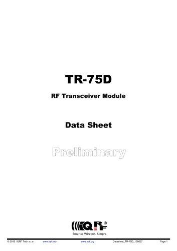 TR-75D