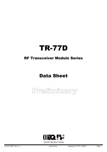 TR-77D
