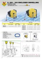 Air/Water hose reels s. 250-300 - 4