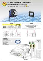 Air/Water hose reels s. 250-300 - 6