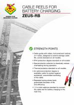 Cable reels for battery charging Zeus - 4