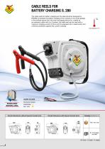 Cable reels for battery charging Zeus - 6
