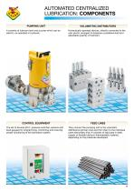 Centralized lubrication system - General catalogue - 11