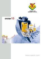 Centralized lubrication system - General catalogue - 15