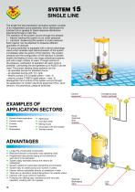Centralized lubrication system - General catalogue - 16