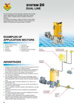 Centralized lubrication system - General catalogue - 20