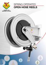 Hose reels and cable reels catalogue - 14