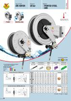 Hose reels and cable reels catalogue - 18