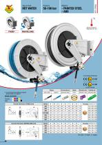 Hose reels and cable reels catalogue - 22
