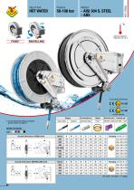 Hose reels and cable reels catalogue - 24