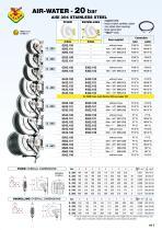 Hose reels stainless steel series 540 - 1