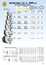 Hose reels stainless steel series 540 - 4