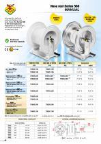 Manual hose reels - 16